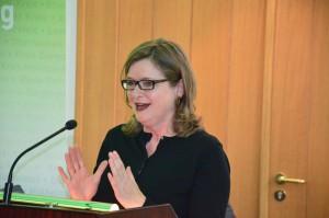 """Susanne Krell zur Eröffnung ihrer Ausstellung """"BeWAHRen"""""""